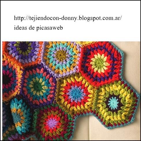 Crochet fabric crochet ganchillo patrones graficos - Colchas password para hacer ...