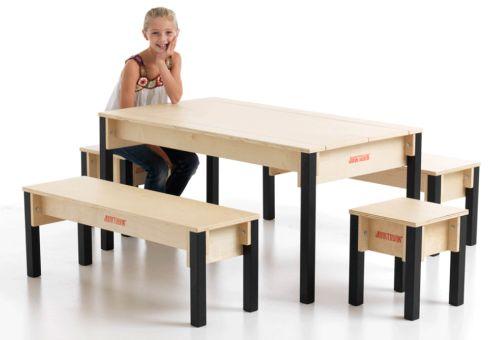 Nieuw Junktrunk. Speeltafel en opbergruimte speelgoed | Wonen 2020 PP-36