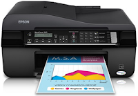 Epson workforce 520 all-in-one printer driver download
