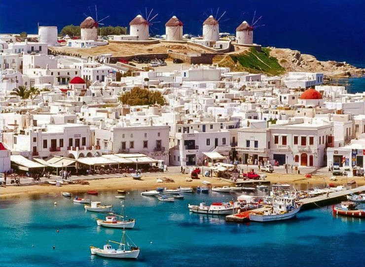 11. Mykonos, Hellas (Greece) - 29 Most Exciting Beaches to Visit