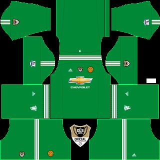 United 15 16 dls16 amp fts logo and kit dream league soccer kit 2016