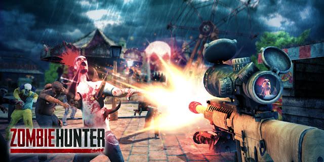 zombie hunter apocalypse mod apk indir