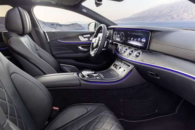 Mercedes-Benz CLS 2019 - interior
