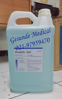 Cairan Pembersih Tangan Antiseptik 5 Liter