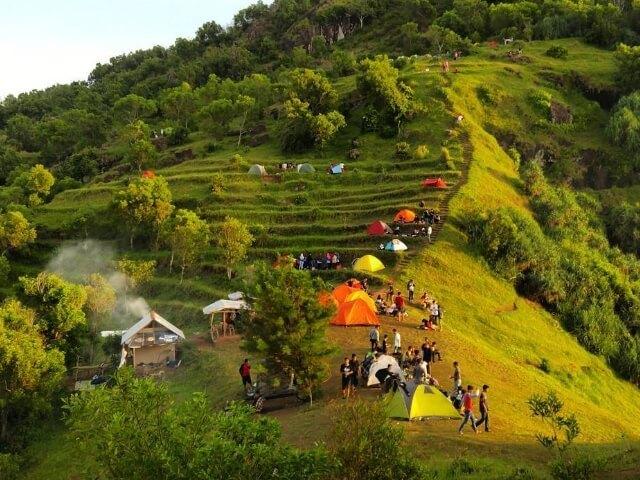Pesona Bukit Pengilon Hill Gunung Kidul