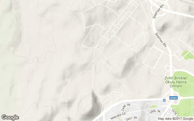 erler mahallesi harita