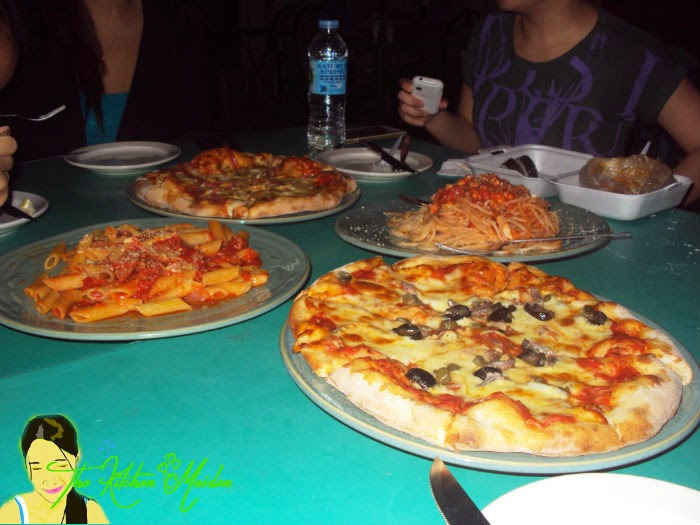 affordable authentic italian pizza restaurant in Mactan Cebu