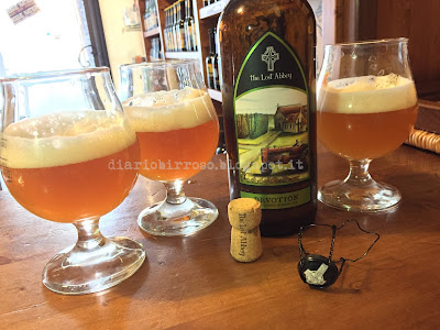 The Lost Abbey Devotion birra blog birra artigianale