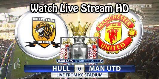 Hull City vs Manchester United Live Streaming