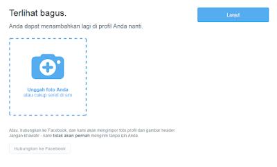 Cara Daftar dan Membuat Akun Twitter Terbaru 7