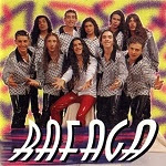 Ráfaga - SOPLANDO FUERTE 1996 Disco Completo