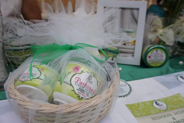 Purbasari Lulur Mandi Green Tea