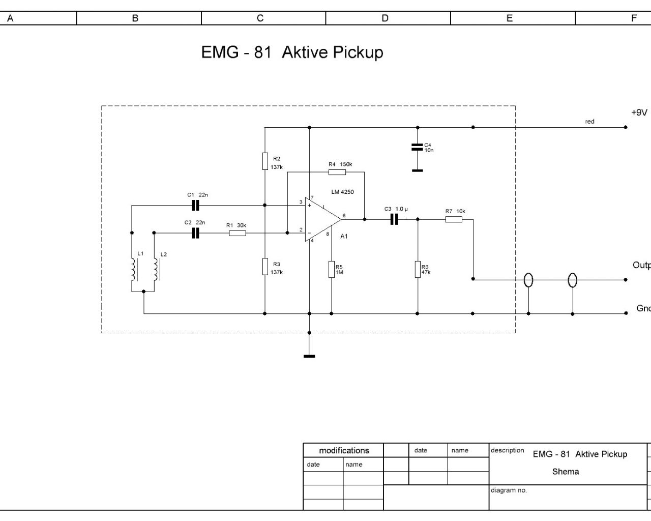 small resolution of diagram with emg eq simple wiring schema emg strat wiring diagram active pickup diagram