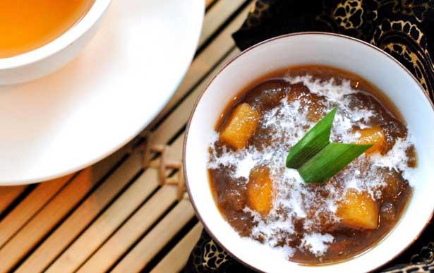 Resep dan Cara Membuat Bubur Sagu Ubi Ambon Manise