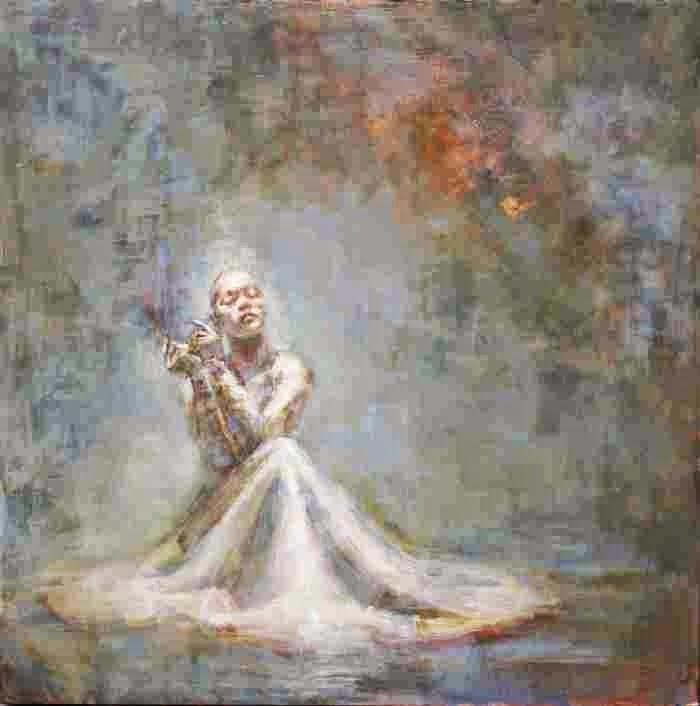 Современная американская художница. Cynthia Grilli