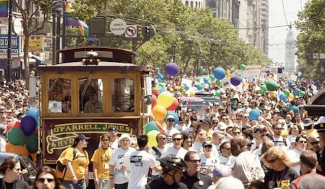 4th Of July 2017 Parades & Fireworks In San Francisco, CA