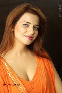 Actress Saloni Aswani Pos in Short Dress at Meelo Evaru Koteeswarudu Movie Interview  0024.JPG