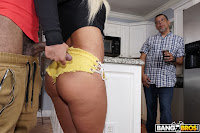 Brandi Bae – Brandi Loves Her Father's Friends – BangBros