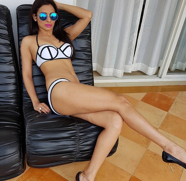 Heena Panchal Bikini