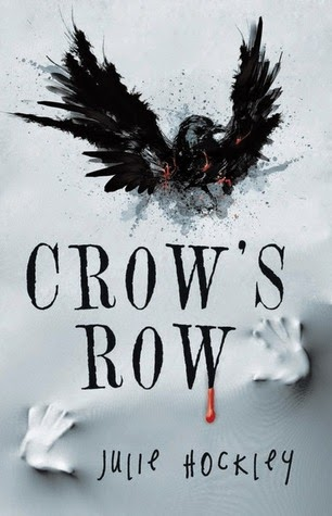 http://www.amazon.com/Crows-Row-Julie-Hockley-ebook/dp/B00JLH4FOK/ref=sr_1_1?s=digital-text&ie=UTF8&qid=1397821493&sr=1-1&keywords=crow%27s+row+by+julie+hockley
