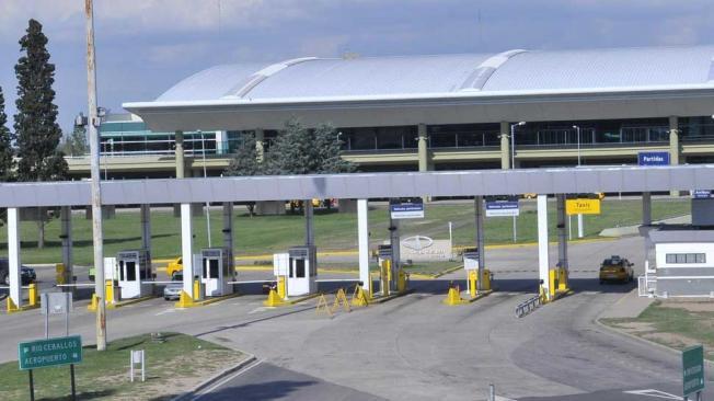 Aeropuerto Internacional C 243 Rdoba Octubre 2012