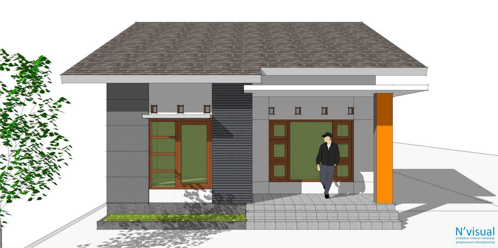 81 Gambar Rumah Minimalis Sederhana Ukuran 6x18 Terbaik