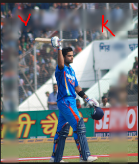 Ind vs Wi - Virat kohli ne banaya ek aur satak, ye record bhi kiya apne nam ! Delhi Technical Hindi Blog !