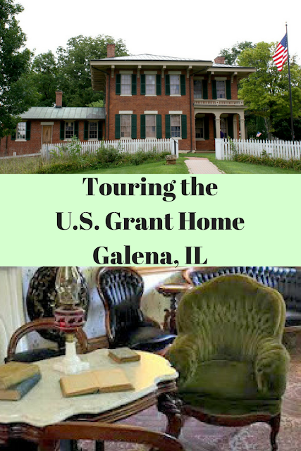 Touring the U.S. Grant Home Galena, IL