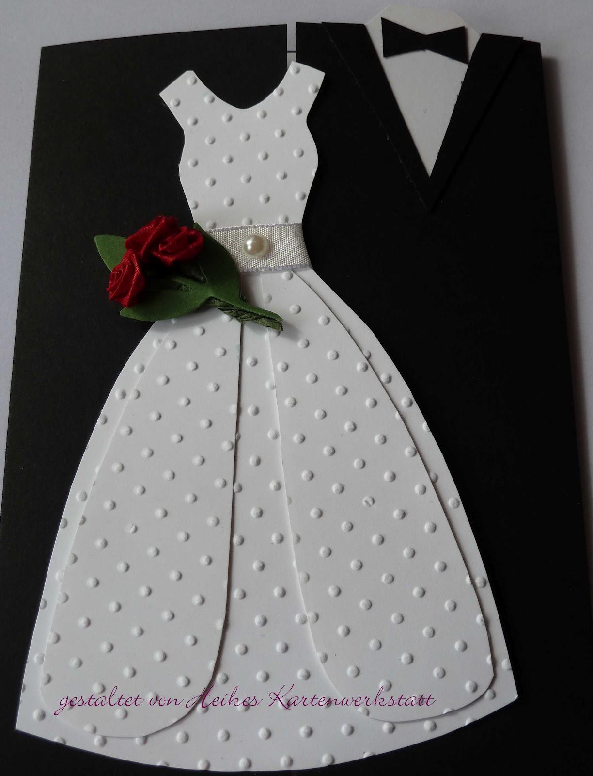 Heikes Kartenwerkstatt Hochzeitseinladungen