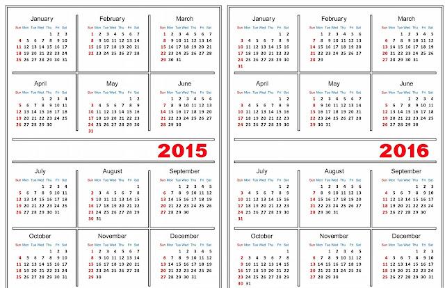 Chinese New Year 2017 Calendar