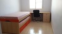 duplex en venta calle rio ebro castellon dormitorio1