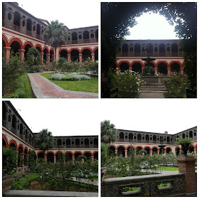 Convento de Santo Domingo, Lima, Peru