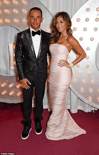 Lewis Hamilton Girlfriend Nicole Scherzinger
