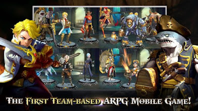 Download Heroes of Skyrealm Apk v1.1.0 Mod (High Damage) Update Terbaru 2017