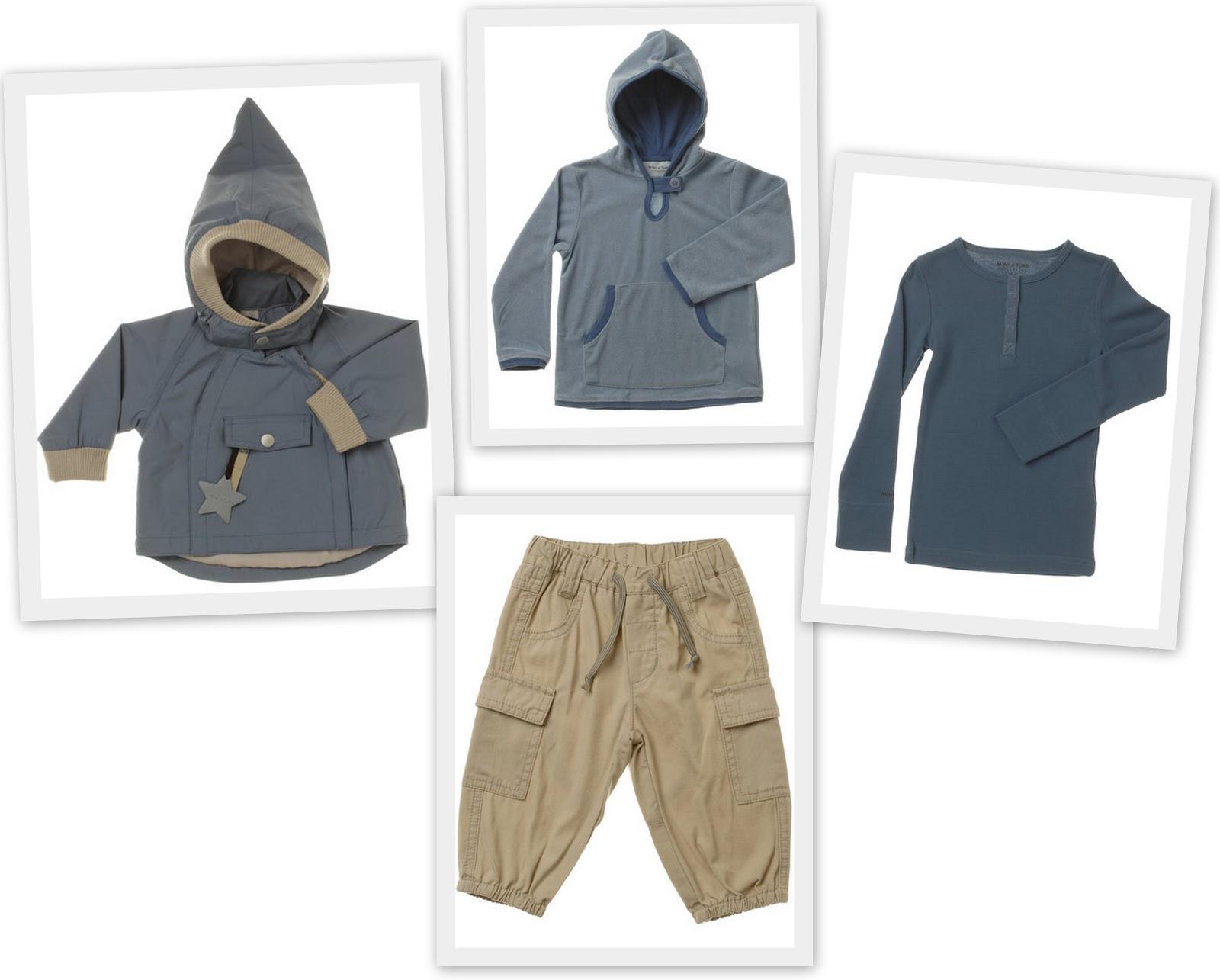 25e0254e MINI A TURE jakke – 599,75 kr. // MINI A TURE sweatshirt – 329,75 kr. //
