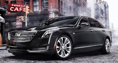 Cadillac CT6 2018 Reviews, Specs, Price