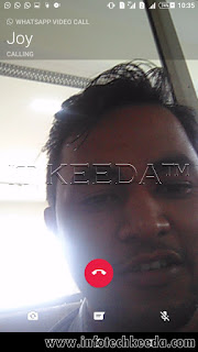 Whatsapp Video calling app download and also become beta tester link attached 4