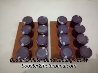 Reticfier Boster Tabung