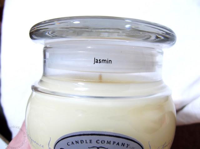 SALTCITY CANDLE - Jasmin