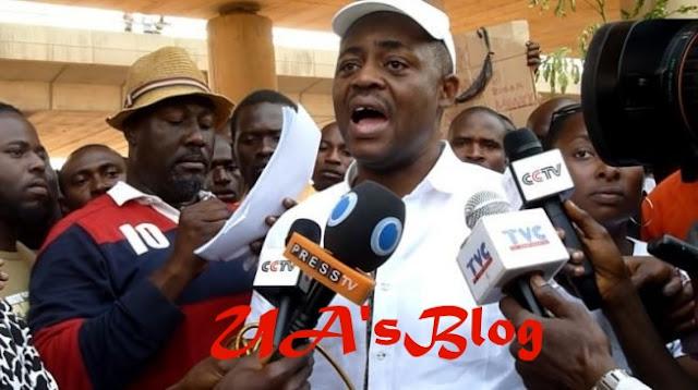 EXTRA: Fani-Kayode got healed of political blindness before me, says Melaye