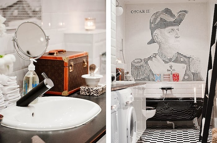 DECOLOVE: Aparment in Stockholm