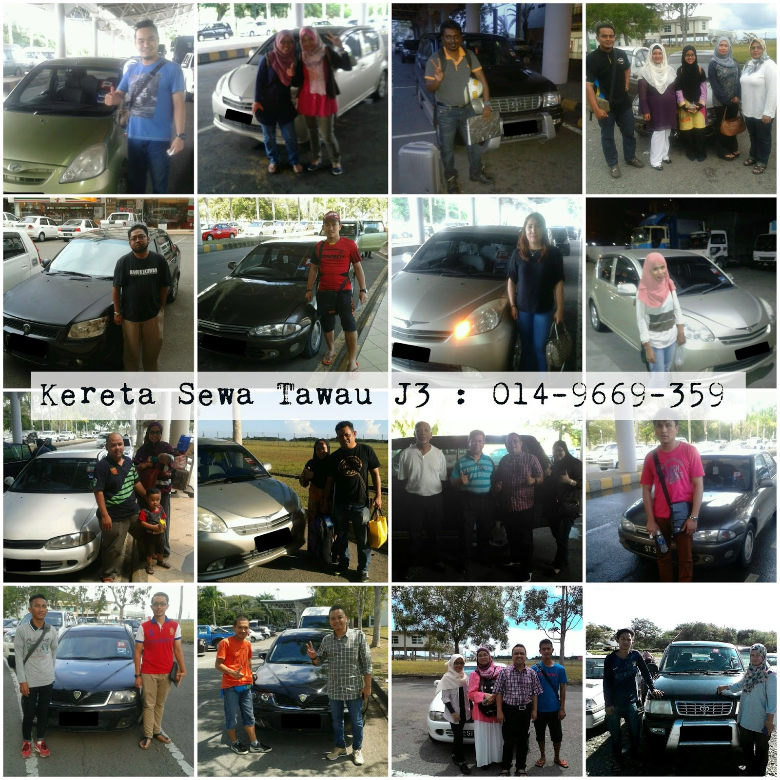 Low Cost Rent: Tawau Low Cost Car Rental Service: J3 Tawau Car Rental