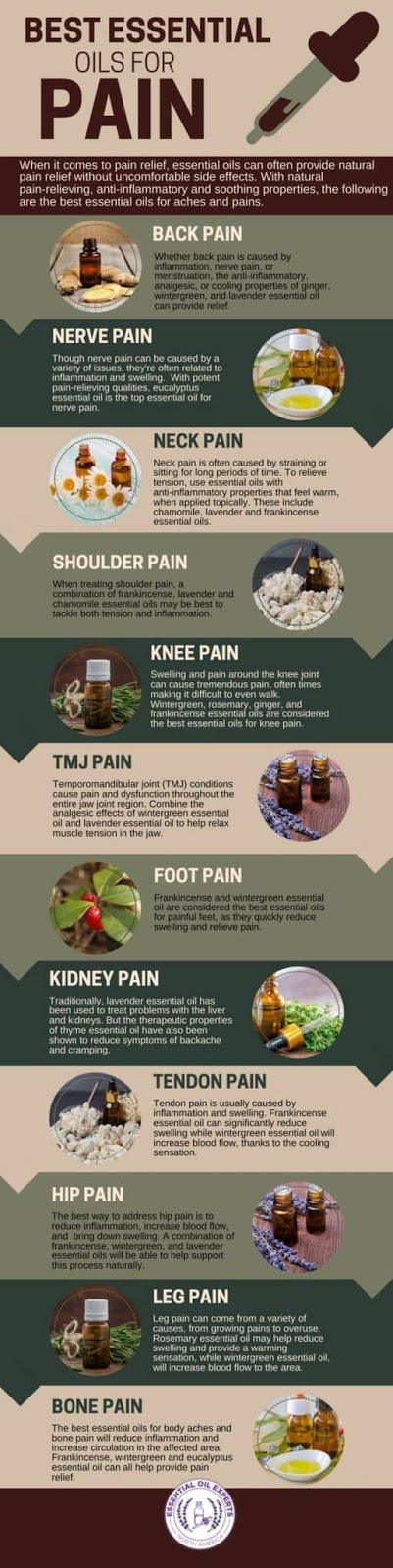15+ Super Beneficial Essential Oil Life Hacks for Beginners | Best Essential Oils for Pain Relief | people have started seeking natural aids for relaxation and pain relief. And essential oils are front-runners as one of the best natural aids. #essentialoils #natural #pain