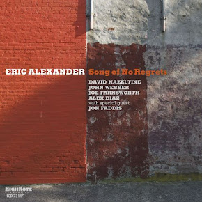 ERIC ALEXANDER:SONG OF NO REGRET