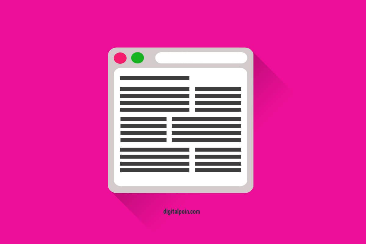 Cara Membuat Halaman About Blog Di Halaman Statis