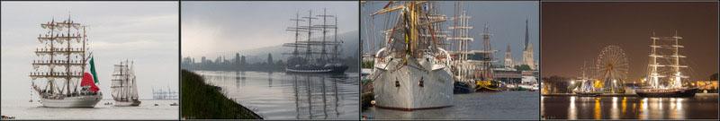 Quelques souvenirs de l'Armada de Rouen 2013