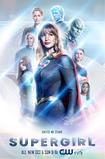 Supergirl Temporada 5 audio español capitulo 2