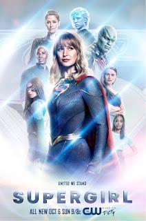 Supergirl Temporada 5 audio latino capitulo 8