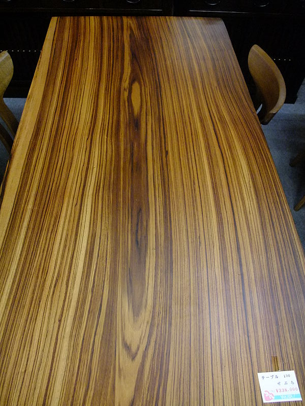 The Wooden Dimensions Know Your Wood Zebrawood