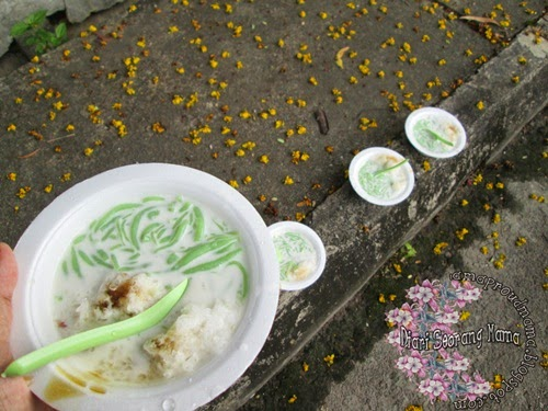 Cendol Pulut / Tapai di Seksyen 7, Shah Alam